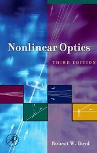 Ebook in inglese Nonlinear Optics Boyd, Robert W.