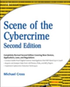 Ebook in inglese Scene of the Cybercrime Cross, Michael , Shinder, Debra Littlejohn