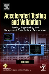 Ebook in inglese Accelerated Testing and Validation Porter, Alex