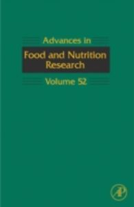 Ebook in inglese Advances in Food and Nutrition Research