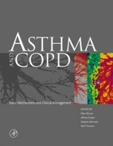 Ebook in inglese Asthma and COPD Barnes, Peter J. , Drazen, Jeffrey M. , Rennard, Stephen I. , Thomson, Neil C.