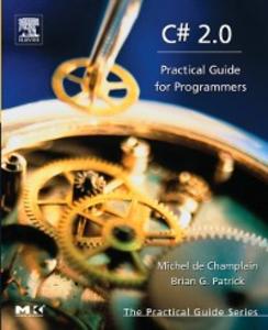 Ebook in inglese C# 2.0 Champlain, Michel de , Patrick, Brian G.