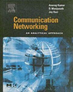 Ebook in inglese Communication Networking Kumar, Anurag , Kuri, Joy , Manjunath, D.