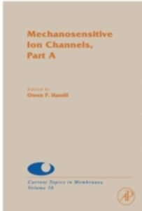 Ebook in inglese Mechanosensitive Ion Channels, Part A