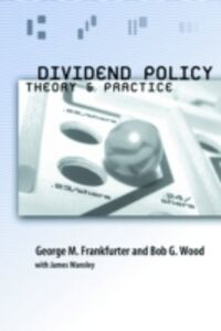 Foto Cover di Dividend Policy, Ebook inglese di AA.VV edito da Elsevier Science