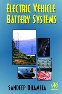 Foto Cover di Electric Vehicle Battery Systems, Ebook inglese di Sandeep Dhameja, edito da Elsevier Science