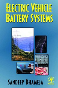 Ebook in inglese Electric Vehicle Battery Systems Dhameja, Sandeep