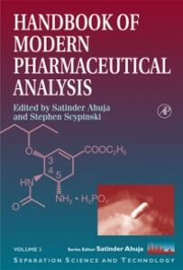 Foto Cover di Handbook of Modern Pharmaceutical Analysis, Ebook inglese di  edito da Elsevier Science