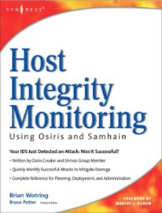 Ebook in inglese Host Integrity Monitoring Using Osiris and Samhain Wotring, Brian