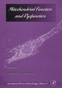 Ebook in inglese Mitochondrial Function and Dysfunction -, -