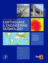 International Handbook of Earthquake & Engineering Seismology, Part B