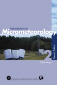 Ebook in inglese Introduction to Micrometeorology Arya, Paul S.