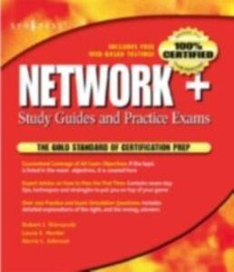 Foto Cover di Network+ Study Guide & Practice Exams, Ebook inglese di Robert Shimonski, edito da Elsevier Science