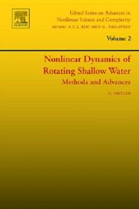 Ebook in inglese Nonlinear Dynamics of Rotating Shallow Water: Methods and Advances -, -