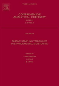 Ebook in inglese Passive Sampling Techniques in Environmental Monitoring -, -