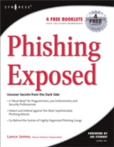 Ebook in inglese Phishing Exposed James, Lance