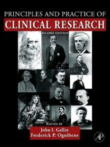Foto Cover di Principles and Practice of Clinical Research, Ebook inglese di  edito da Elsevier Science