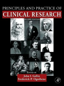 Ebook in inglese Principles and Practice of Clinical Research -, -