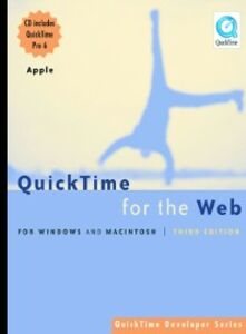 Ebook in inglese QuickTime for the Web Gulie, Steven