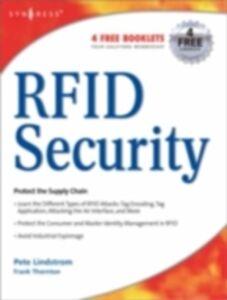 Ebook in inglese RFID Security Lanthem, Chris , Thornton, Frank