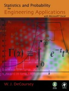 Ebook in inglese Statistics and Probability for Engineering Applications DeCoursey, William