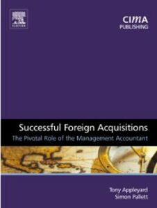 Ebook in inglese Successful Foreign Acquisitions Appleyard, Tony , Pallett, Simon