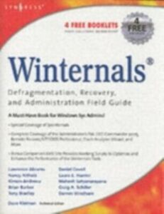 Foto Cover di Winternals Defragmentation, Recovery, and Administration Field Guide, Ebook inglese di Laura E Hunter,Dave Kleiman, edito da Elsevier Science