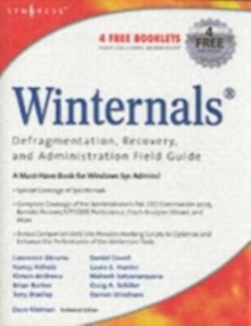 Ebook in inglese Winternals Defragmentation, Recovery, and Administration Field Guide Hunter, Laura E , Kleiman, Dave
