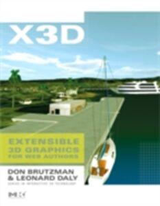 Ebook in inglese X3D Brutzman, Don , Daly, Leonard