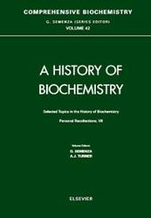 Selected Topics in the History of Biochemistry. Personal Recollections. VII