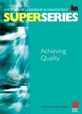 Achieving Quality Super Series