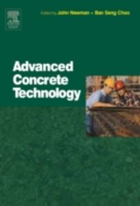 Ebook in inglese Advanced Concrete Technology 1