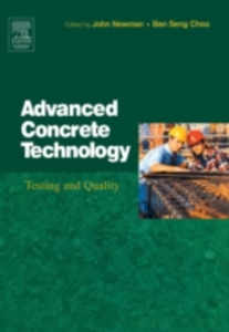 Ebook in inglese Advanced Concrete Technology 4 -, -