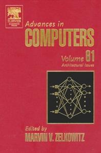 Ebook in inglese Advances in Computers Zelkowitz, Marvin