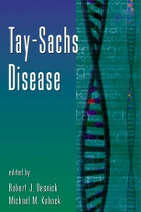 Ebook in inglese Tay-Sachs Disease -, -