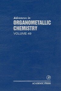 Ebook in inglese Advances in Organometallic Chemistry