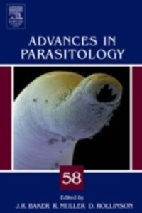 Foto Cover di Advances in Parasitology, Ebook inglese di  edito da Elsevier Science