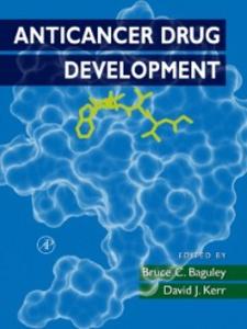 Ebook in inglese Anticancer Drug Development -, -