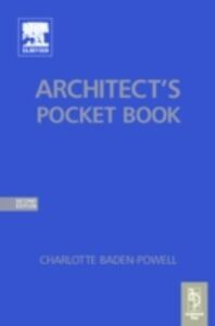 Ebook in inglese Architect's Pocket Book Baden-Powell, Charlotte , Hetreed, Jonathan , Ross, Ann