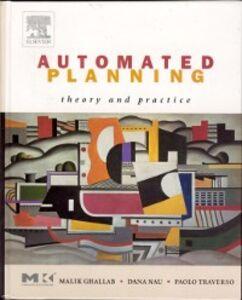 Ebook in inglese Automated Planning Ghallab, Malik , Nau, Dana , Traverso, Paolo