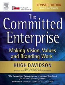Foto Cover di Committed Enterprise, Ebook inglese di Hugh Davidson, edito da Elsevier Science