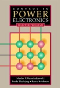 Ebook in inglese Control in Power Electronics