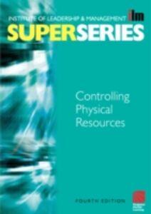 Foto Cover di Controlling Physical Resources Super Series, Ebook inglese di  edito da Elsevier Science