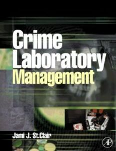 Ebook in inglese Crime Laboratory Management Clair, Jami St.