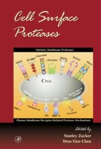 Ebook in inglese Cell Surface Proteases