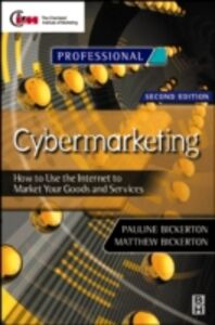 Foto Cover di Cybermarketing, Ebook inglese di AA.VV edito da Elsevier Science