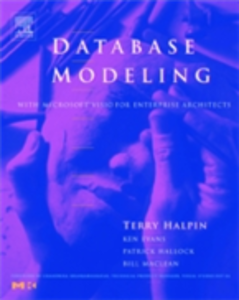 Ebook in inglese Database Modeling with Microsoft(R) Visio for Enterprise Architects Evans, Ken , Hallock, Pat , Halpin, Terry , Maclean, Bill