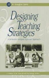 Designing Teaching Strategies