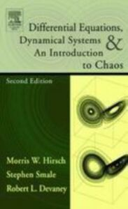 Ebook in inglese Differential Equations, Dynamical Systems, and an Introduction to Chaos Devaney, Robert L. , Hirsch, Morris W. , Smale, Stephen