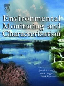 Foto Cover di Environmental Monitoring and Characterization, Ebook inglese di AA.VV edito da Elsevier Science